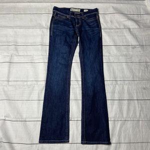 BKE Buckle Payton 27XL denim jeans 27 long